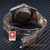Rolex Datejust II 2Tone Black Arabic-1374