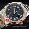 Rolex Datejust II 2Tone Black Arabic-1373