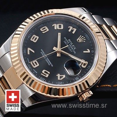 904L Stainless Steel Replica Watch