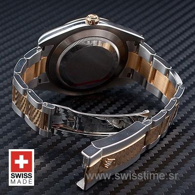Rolex Datejust II 2Tone Green Roman-1399