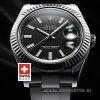 Rolex Datejust II SS Black-1409