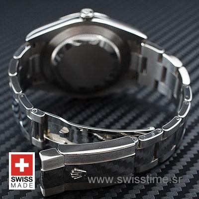 Rolex Datejust II SS Black Arabic-1418