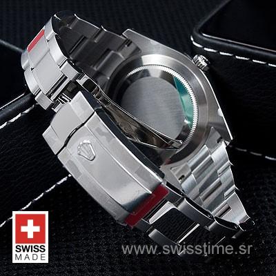 Rolex Datejust II SS Black Arabic-1417