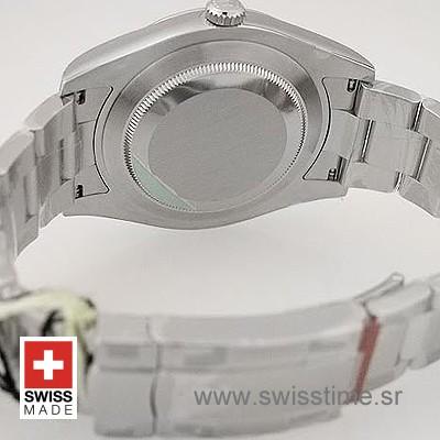 Rolex Datejust II SS Black Diamonds-1423