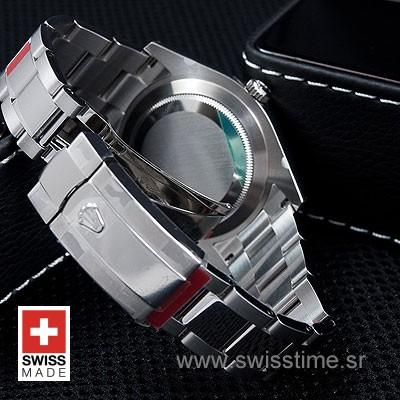 Rolex Datejust II SS Black Roman-1432