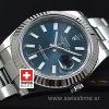 Rolex Datejust II SS Blue-1437