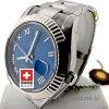 Rolex Datejust II SS Blue Roman-1446
