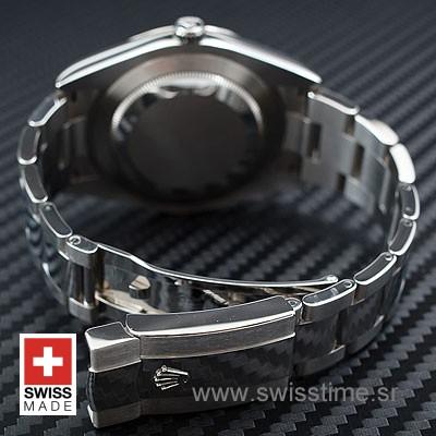 Rolex Datejust II SS Silver Arabic-1453