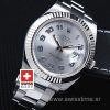 Rolex Datejust II SS Silver Arabic-1451
