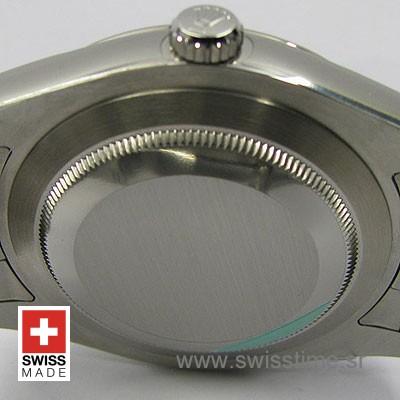 Rolex Datejust II SS Silver Diamonds-1459