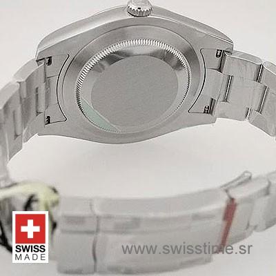 Rolex Datejust II SS Silver Roman-1465