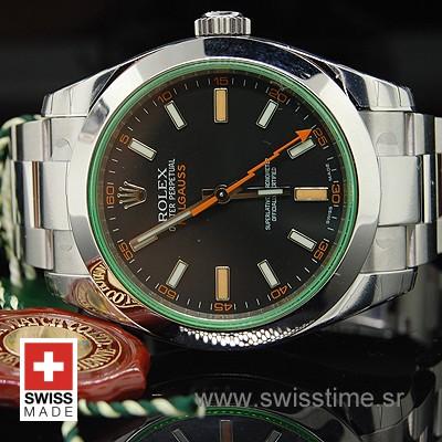 Rolex Milgauss Green-1476