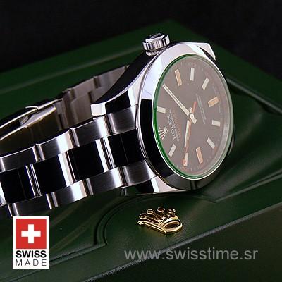 Rolex Milgauss Green-1477