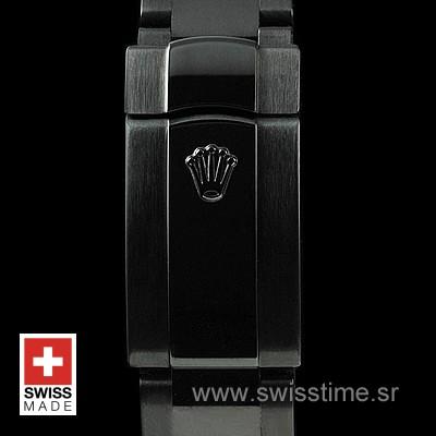 Rolex Milgauss Green Green PVD-1492
