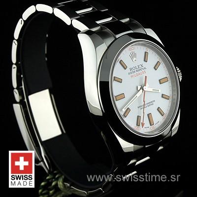 Rolex Milgauss White-1513