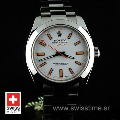 Rolex Milgauss White-1511