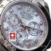 Rolex Cosmograph Daytona White Dial | Diamond Replica Watch