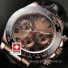 Rolex Daytona Rose Gold Chocolate Dial | Swiss Replica Watch