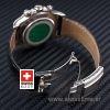 Rolex Daytona Meteorite Dial Leather Strap   Swisstime Watch