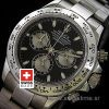 Rolex Cosmograph Daytona Black Dial | Swiss Replica Watch