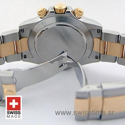 Rolex Cosmograph Daytona 2 Tone | Gold Swiss Replica Watch