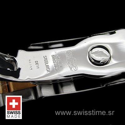 Rolex Daytona Two Tone Gold Diamond Dial | Swisstime Watch