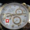 Rolex Daytona 2Tone White Diamond-1582