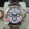 Rolex Daytona 2Tone White Diamond-1580