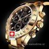 Rolex Daytona Gold Black-1587