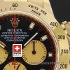 Rolex Daytona Gold Black Gold 40mm Swiss replica
