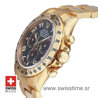 Rolex Daytona Gold Blue-1607