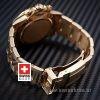Rolex Cosmograph Daytona Gold Dial   Luxury Replica Watch