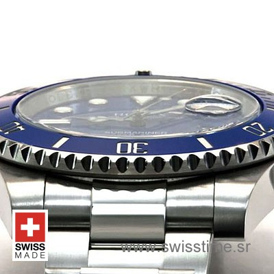 Rolex Submariner Blue Ceramic Bezel | AAA Replica Watch