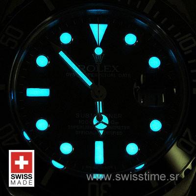 Rolex Submariner SS Blue Ceramic-1863