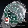 Rolex Submariner SS Green Ceramic-1873