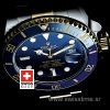 Rolex Submariner 2-Tone Blue Ceramic Swiss Replica