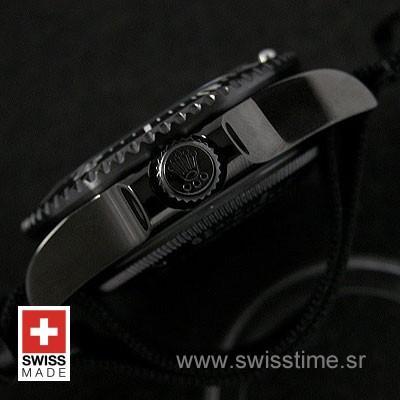 Rolex Deepsea DLC Pro-Hunter Strap-1348