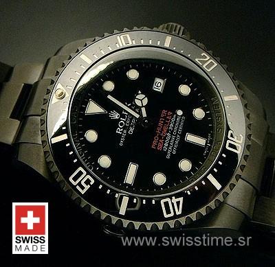 Rolex Deepsea Pro-Hunter DLC-1358