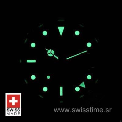 Rolex GMT Master II Black SS-1073