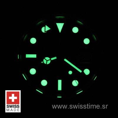 Rolex GMT Master II 2Tone Black Ceramic 40mm