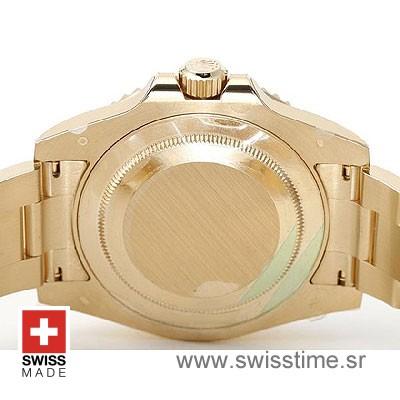 Rolex GMT Master II Gold Black Ceramic-1100