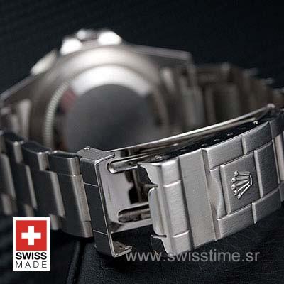 Rolex GMT Master II Red Black Bezel   Swisstime Replica Watch