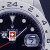 Rolex Explorer II Black SS 40mm