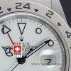 Rolex Explorer II 16570 White Dial | Swiss Made Replica Watch
