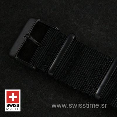 Rolex Sea Dweller DLC Pro-Hunter Strap-1333