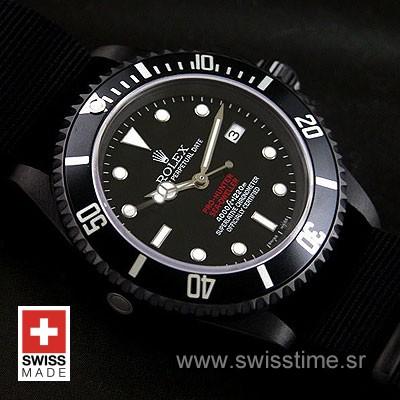 Rolex Sea Dweller DLC Pro-Hunter Strap-1331