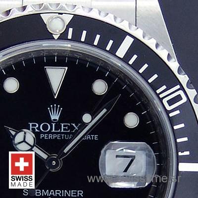Rolex Submariner SS Black-1846