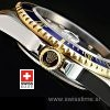 Rolex Submariner 2 Tone Blue Dial | 18k Gold Replica Watch