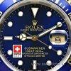 Rolex Submariner 2Tone Blue Swiss Replica