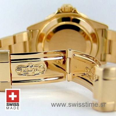 Rolex Submariner Gold Blue-1824